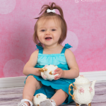 Raelyn – 1 year old | Milford, Michigan Children Photographer