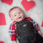 Happy Valentine's Day! | Holly, Michigan Children Photographer