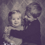 Belle and Easton | Holly, Michigan Children Photographs