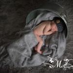 Peter – 12 days new | Holly, Michigan Newborn Photographer