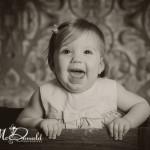 Happy birthday Shea! | Commerce, Michigan Newborn/Children Photographer
