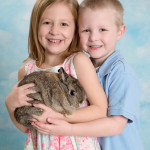 Happy Easter! | Holly, Michigan Children Photographer