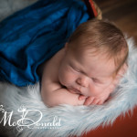 Henry | Holly, Michigan Newborn Photography