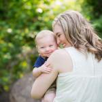 Rebecca, Pete, Petey and Mackenzie | Clarkston, Michigan Family Photographer