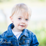 Gabe is 1! | Holly, Michigan Family/Child Photographer