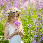 Cora turns 7! | Holly, Michigan Children Photographer