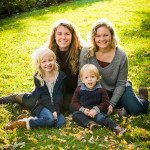 Allie, Erica, Annie and Oliver | Holly, Michigan Family Photographer