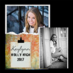 Introducing McDonald Photography's 2018 High School Senior Spokes Models! | Holly, Michigan senior photographer