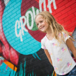 Happy 8th Birthday Cora! | Holly, Michigan Children Photographer