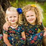 Ava and Abby | Holly, Michigan Children Photographer