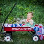 Watermelon/Fourth of July mini sessions!
