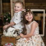 McDonald Photography Spring Mini Sessions with Bunnies! | Holly, Michigan Children Photographer